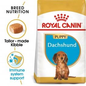 ROYAL CANIN Dachshund Puppy Welpenfutter trocken für Dackel 1,5kg