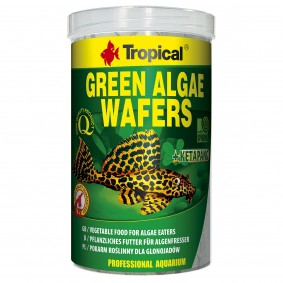 Tropical Green Algae Wafers 1L