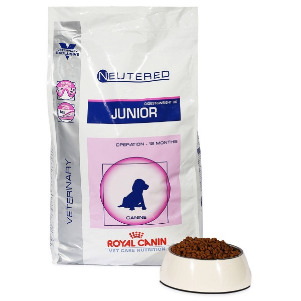 Royal Canin Vet Care Neutered Junior Digest & Weight 30