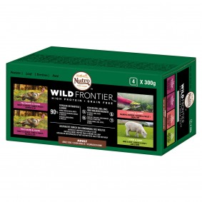 Nutro Adult Wild Frontier Mixed Multipack