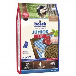 Bosch Hundefutter Junior Lamm & Reis