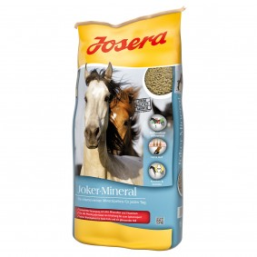 Josera Joker Minéral Aliment pour chevaux 15 kg