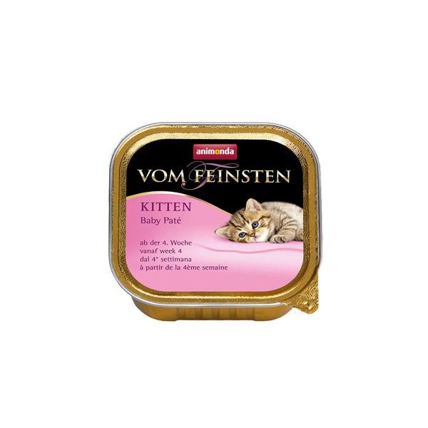 Animonda Katzenfutter Vom Feinsten Kitten Baby-Paté 100g