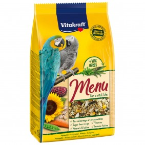 Vitakraft Premium Menü Papagei