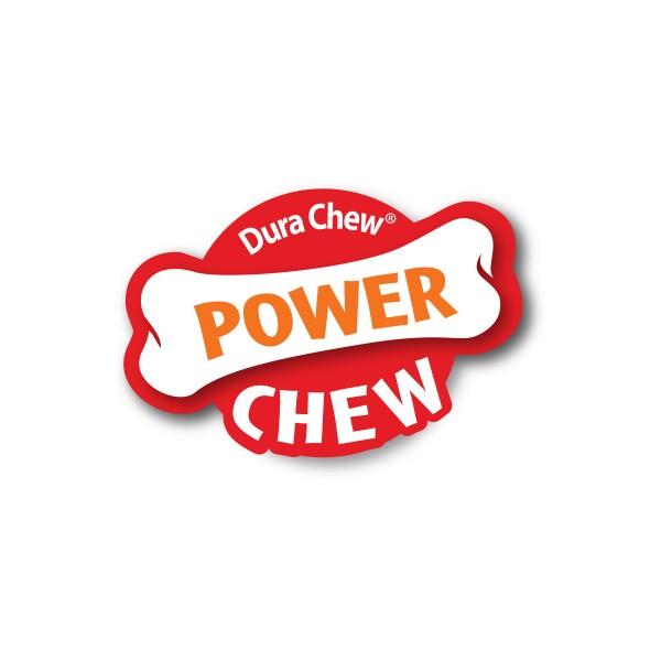 Nylabone Dura Chew Kauknochen Hühnchen-Geschmack