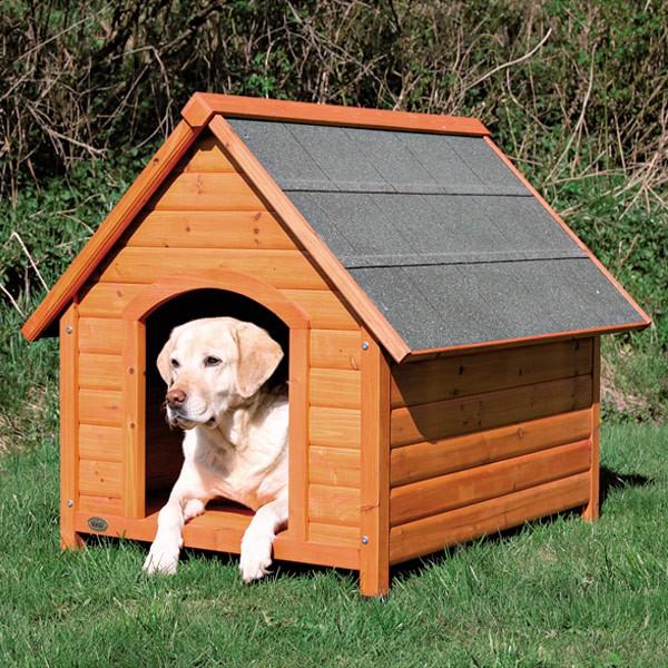 Hundehütte Natura Größe S 71x77x76cm