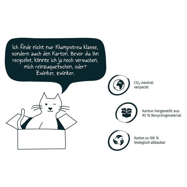 PRIMOX® KLUMPSTREU Babypuderduft + 3% Silikat