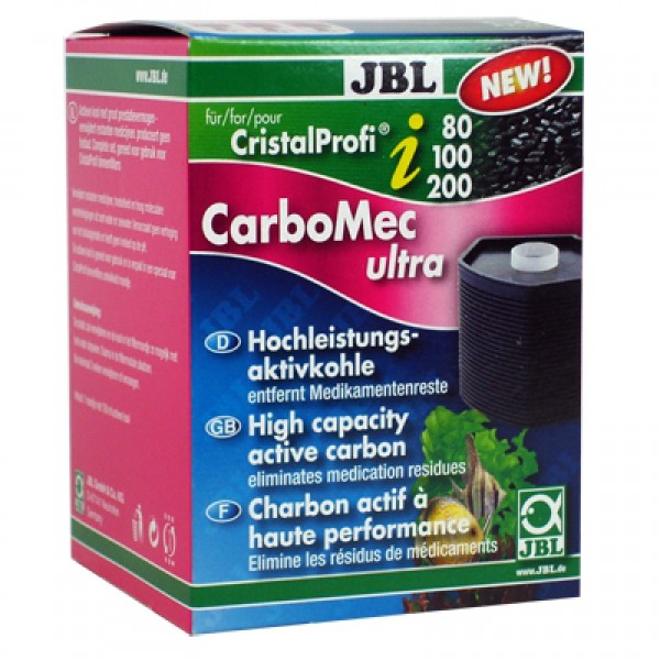 JBL CarboMec ultra für CristalProfi i80/i100/i200
