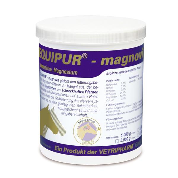 Vetripharm EQUIPUR - magnovit 1kg