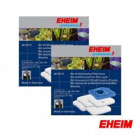 EHEIM Set Filtermatte/Filtervlies professionel 3 im 2er Pack