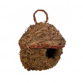 Trixie hnízdo z trávy, ø11cm