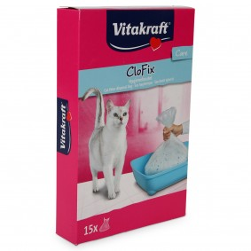 Vitakraft Hygienebeutel For Your CloFix 15 Stück