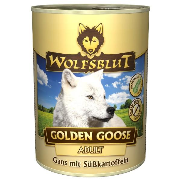 Wolfsblut Golden Goose mit Gans