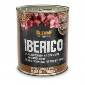 Belcando mit Iberico Schweinefleisch