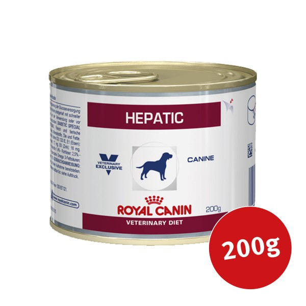royal canin vet diet nassfutter hepatic kaufen bei zooroyal. Black Bedroom Furniture Sets. Home Design Ideas