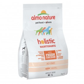 Almo Nature Holistic Medium Dog mit Huhn und Reis