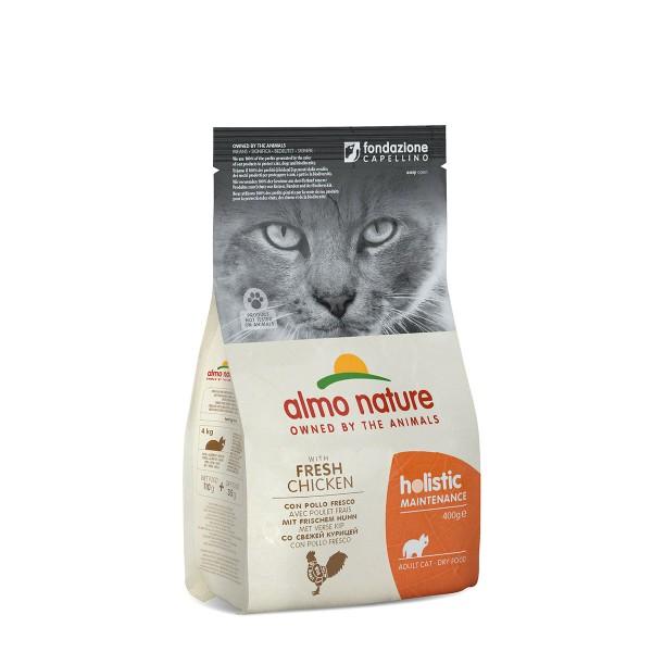 Haustier: Almo Nature Almonature Holistic Trocken Maintenance mit Huhn 300g