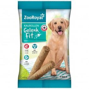 ZooRoyal Hundesnack Kaurollen Gelenkfit 18x7 Stück