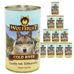 Wolfsblut Cold River Hundefutter