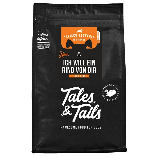 Tales & TailsIch will ein Rind von dir