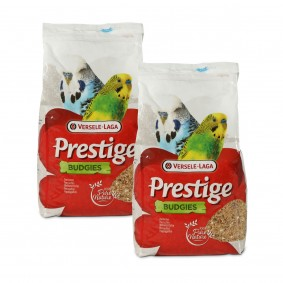 Versele Laga Prestige Budgies Wellensittichfutter 2x4kg