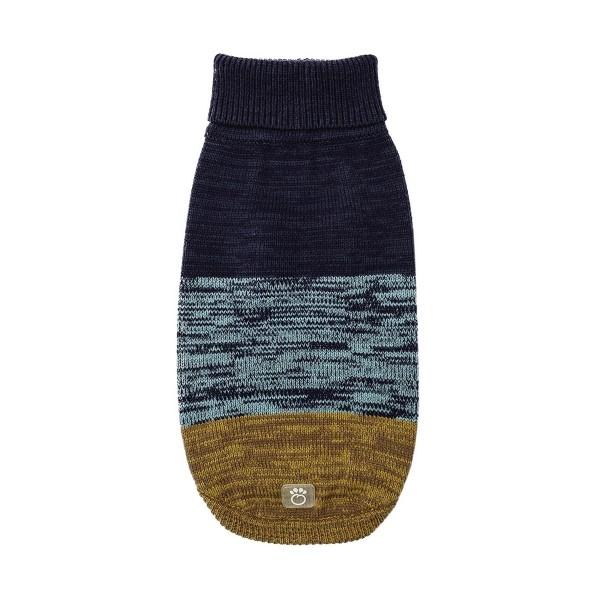 GF Pet Trail Sweater navy