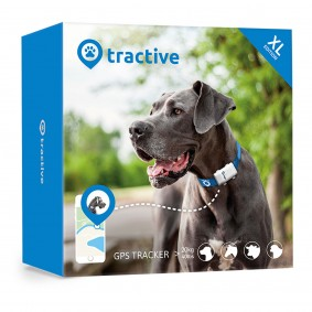 Tractive GPS XL Tracker