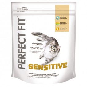 Perfect Fit Sensitive mit Huhn