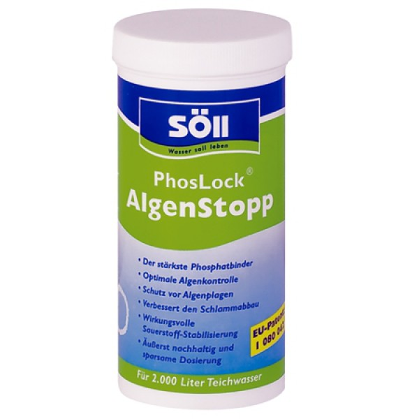 Söll Phosphatentferner PhosLock AlgenStopp