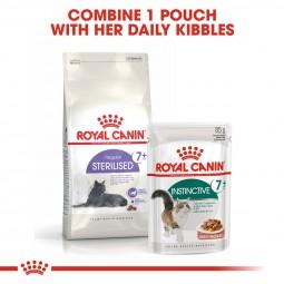 ROYAL CANIN STERILISED 7+ Trockenfutter für ältere kastrierte Katzen