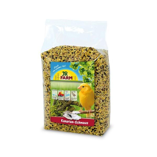 JR FARM Kanarien-Schmaus 1kg