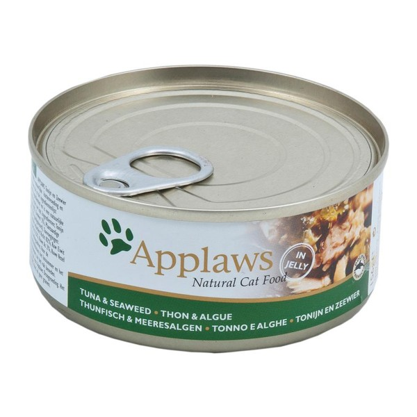 Applaws Cat Thunfischfilets & Meeresalgen - 156g