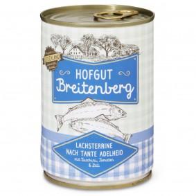 Hofgut Breitenberg Lachsterrine Tante Adelheid