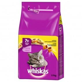 Whiskas Katzenfutter 7+ mit Huhn