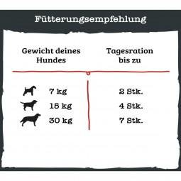 Beneful Fleisch-Bällchen reich an Rind, Huhn und Schwein