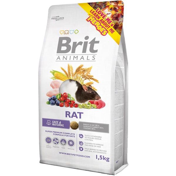 Brit Animals Rat Complete