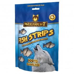 Wolfsblut Fish Strips Kabeljau 100g