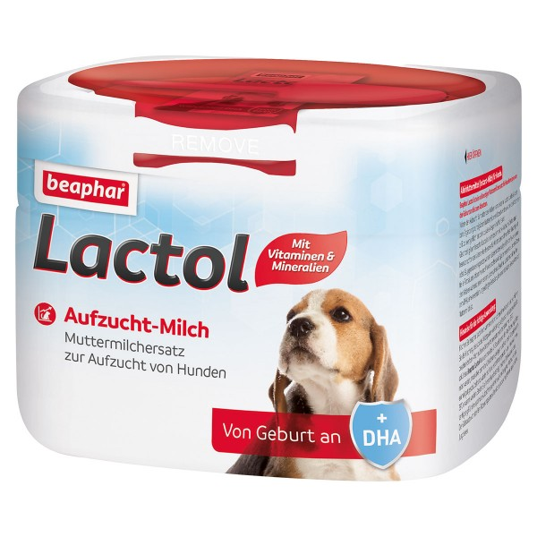 beaphar Lactol Aufzucht-Milch für Hunde 250g