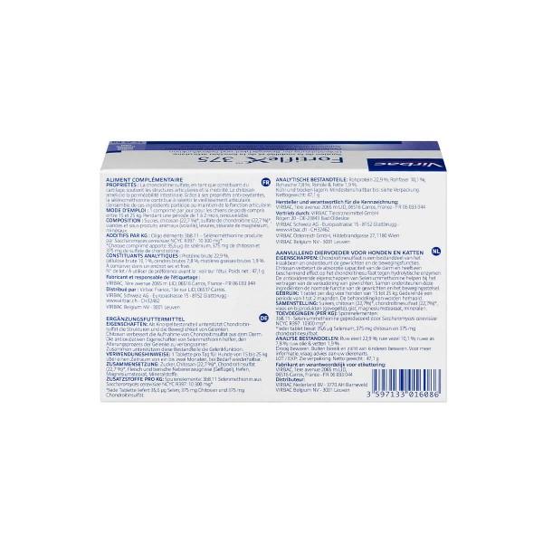 Virbac Fortiflex® Unterstützung der Beweglichkeit und Gelenkfunktion