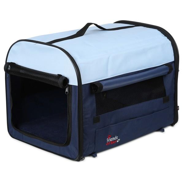 Trixie Transport-Hütte Nylonbox