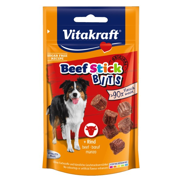 Vitakraft Hundesnack Beef Stick Bits Rind