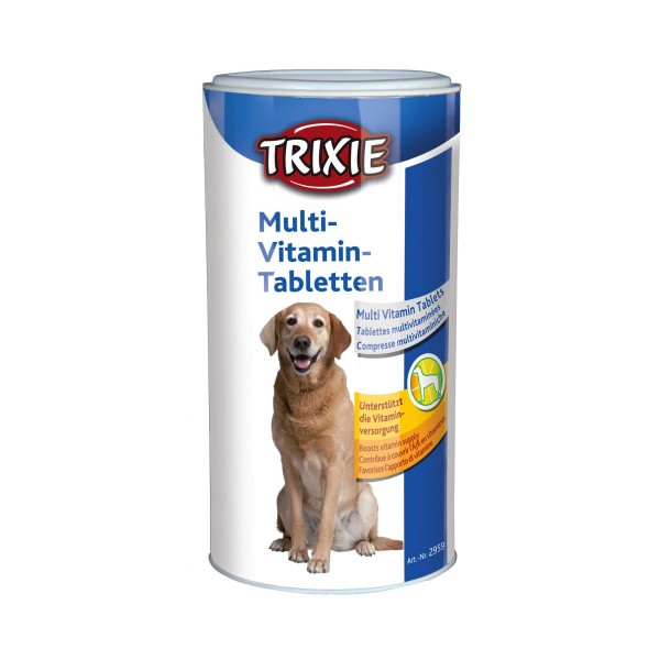 Trixie Multi-Vitamin-Tabletten 125g