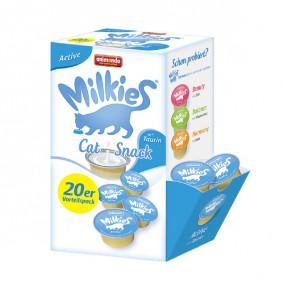 Animonda Katzensnack Milkies Schleck-Snack Active 20x15g