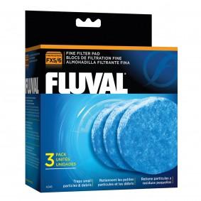 Hagen FLUVAL Feinfilterpads 3er Pack für Fluval FX5