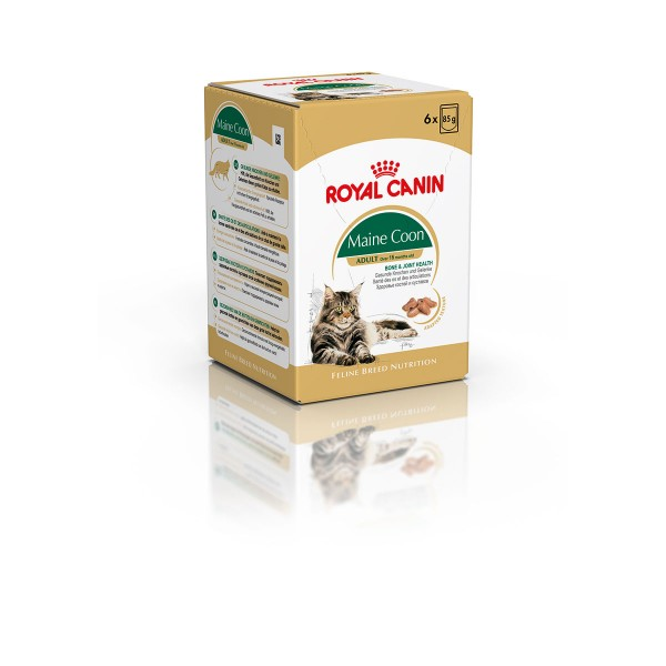 Royal Canin Katzenfutter Maine Coon 6er-Pack