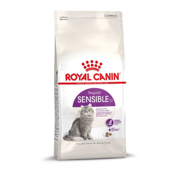 Royal Canin Katzenfutter Sensible 33 -