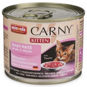 Animonda Katzen-Nassfutter Carny Kitten Baby-Paté