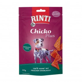 RINTI Chicko Plus Knoblauchecken 3x225g