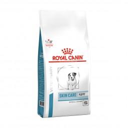Royal Canin Vet Diet Trockenfutter Skin Care Puppy Small Dog 2kg