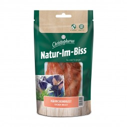 Christopherus Hundesnack Natur-Im-Biss Hähnchenbrust 70g